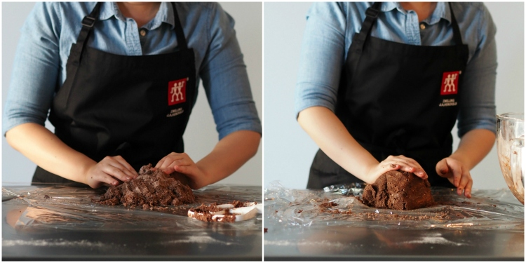01_Raspberry Matcha Chocolate Tart Collage