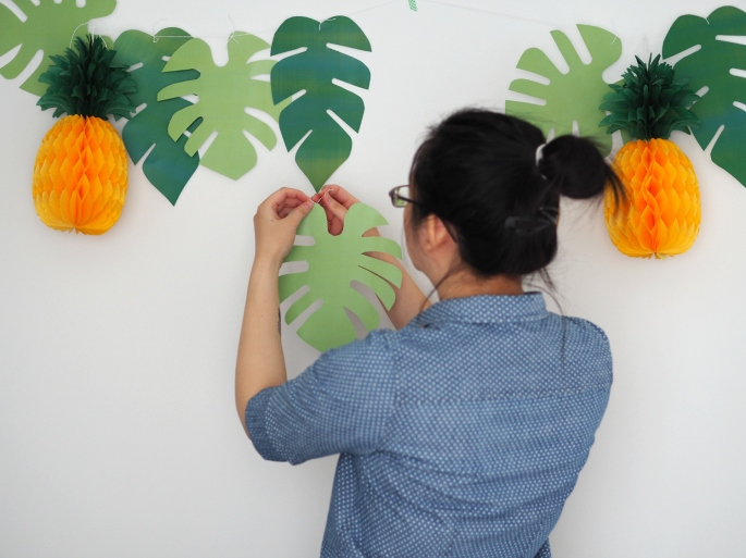 Tropical Garland