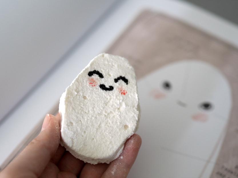 Ghost Marshmallows