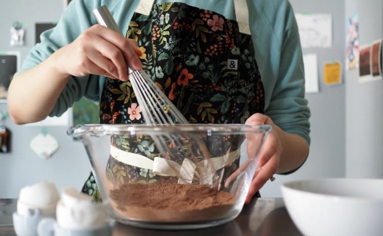 02_gingery brownie crinkle cookies