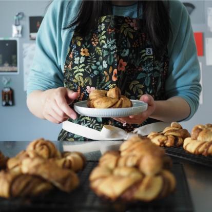 cinnamon twist buns (14)