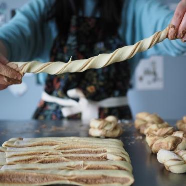 cinnamon twist buns (9)