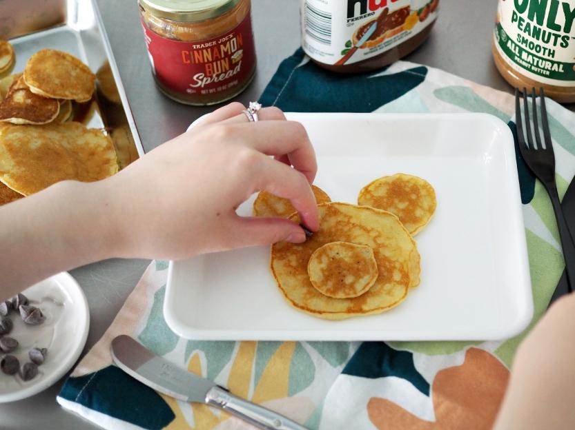 Teddy Bear Pancakes